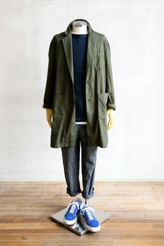 Suggestion of The Men's Spring Style