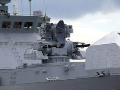 Russian Navy Kashtan CIWS. Caliber 30×165mm AO-18. Action Gas-operated rotary cannon. Rate of fire Kashtan: 9,000 rounds/min.