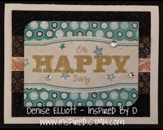 Inspired By D: Art With Attitude Blog Hop - #ChalkItUp #PictureMyLife #ChalkItUpPML