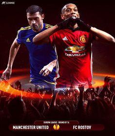 Ждем Манчестер Юнайтед в Ростове.