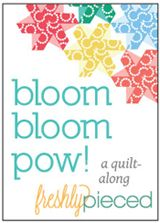 Freshly Pieced Modern Quilts: Bloom Bloom Pow: Cutting the Triangles Quilting Tutorials, Quilting Projects, Quilting Ideas, Longarm Quilting, Quilt Square Patterns, Bloom, Quilt Sizes, Quilted Wall Hangings, Quilt Blocks