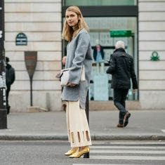 This Is The Shoe Of The Season According To Street Style