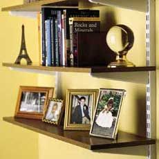 Spice Board Kitchen Shelf Vintage and Natural Style for Storing Plants//Magazines//Ornaments 29 x 29 x 9.5 cm Wall Shelf Gold//Black//White with 4 Shelves Gold