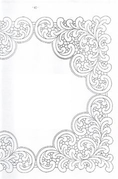 40 Grain Lace Angles Patterns, # dantelanglezthis is done . Quilling Patterns, Craft Patterns, Quilt Patterns, Bobbin Lace Patterns, Embroidery Patterns, Machine Quilting, Machine Embroidery, Feuille Aluminium Art, Cutwork Embroidery