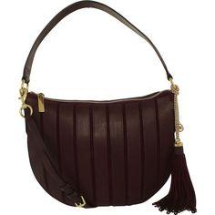 e4365c29cb04 Michael Kors Women's Medium Brooklyn Applique Suede Leather Shoulder Bag  Hobo #MichaelKors #ShoulderBag