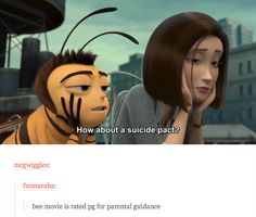 "27 ""Bee Movie"" Jokes That Are Just Too Fucking Much"