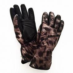 Bogner Hedda Womens Ski Glove in Leo Women's Ski Gloves, Womens Ski, White Stone, Skiing, Leo, Womens Fashion, Style, Ski, Swag