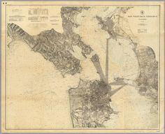 San Francisco entrance, California. Published at Washington, D.C. September, 1903. By the U.S. Coast and Geodetic Survey, O.H. Tittmann, Superintendent. ... Additions to topography from other sources to July, 1905.
