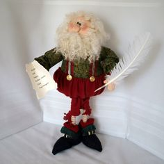 Santa Doll (No Longer Available)