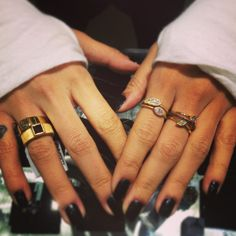 Diamond rings. Favorite things. EverYours collection by Mukhi Sisters. Jewellers Souks-Beirut Souks. info@mukhisisters.com