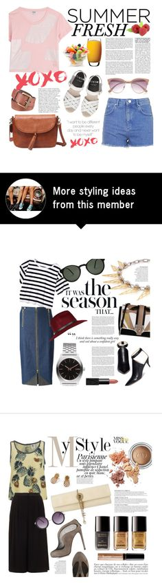 """Summer Fresh"" by clovers-mind on Polyvore"