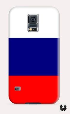 Flag of Russia Galaxy Samsung S5, Galaxy Samsung S4, Galaxy Samsung S3