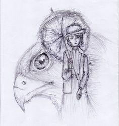 Miss Peregrine by TrixiaMjl
