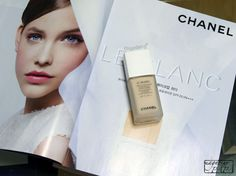 #oligodang #cosmetic #makeup #hair #K-beauty 올리고당 메이크업 샤넬 르블랑 라이트 마스터링 화이트 플루이드 파운데이션
