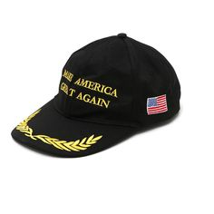 Fashion Unisex Hats Make America Great Again Hat Donald Trump Republican Adjustable Cap Baseball Hat For MEN Accessories