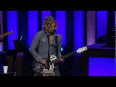 """Casey James - """"Drive"""" Live at the Grand Ole Opry via http://caseyjames.thecountrysite.com/2012/07/29/video-casey-james-performing-drive-live-at-the-grand-ole-opry-a-bonus-video-for-drive/#"""