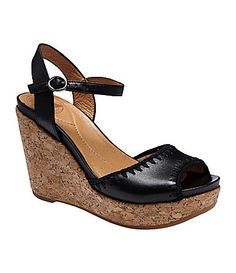 Nurture Tango Wedge Sandals #Dillards