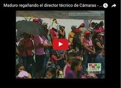 Director de emisión de TV abandona controles debido a regaño de Maduro  http://www.facebook.com/pages/p/584631925064466