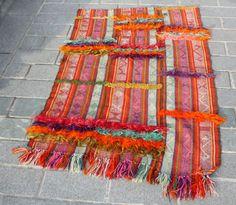 Rug Old Rug Filikli Rug Old Carpet Handwoven Old Rug by CICEM