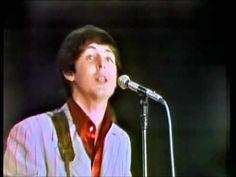 The Beatles - Yesterday - Nippon Budokan, Tokyo (Japan) - YouTube