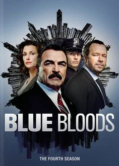 CBS's 'Blue Bloods: The Fourth Season' with Golden Globe winner Tom Selleck as the New York Police Commissioner arrives on DVD on Tuesday, September 9, 2014. Additional cast: Donnie Wahlberg, Bridget Moynahan, Will Estes, Len Cariou, Amy Carlson, Sami Gayle, Marisa Ramirez and Vanessa Ray.