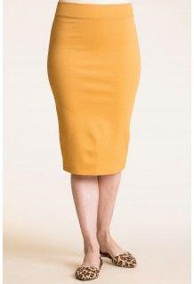 Type 3 Sassy Saffron Skirt