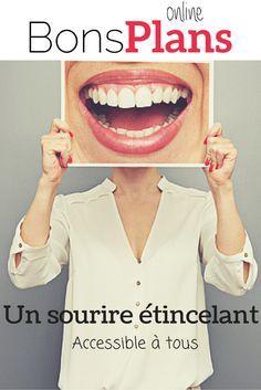 Parce que vous n'avez pas forcément les moyens de vous offrir les soins d'un bar à sourire ou d'un dentiste pour réaliser un blanchiment des dents, Bons Plans Online vous a concocté un petit résumé des astuces à petits prix.