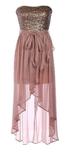 Silk Serenade Dress