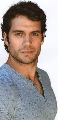 I pictured Henry Cavill as Sir Harry Atwood.