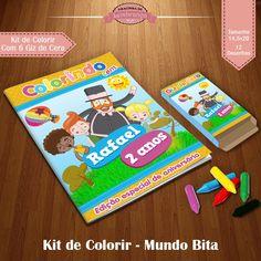 Kit Pintura, Design, Kids Part, Special Birthday