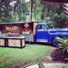Custom Catering Pizza Truck Food Truck                                                                                                                                                                                 More
