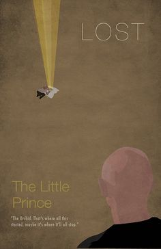 Season 5 - The Little Prince - LOST Minimalista