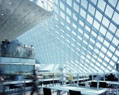 Gallery of Seattle Central Library / OMA + LMN - 16
