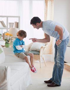 How do you discipline your children?