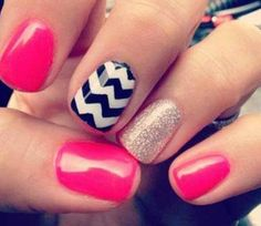 Spring Nails! @Luuux