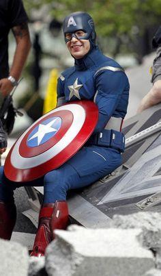 The Avengers Captain America