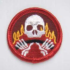 "demerit badges (#213) ""Road Rage"""