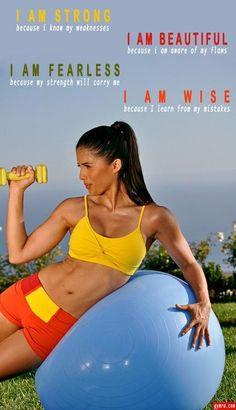 Inspiration for Fitness