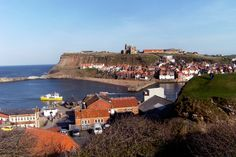 Whitby: This northern seaside port comes with scenic views and a slightly sinister past. The town was featured in Bram Stoker's Dracula, a macabre distinction visitors can explore in the Dracula Experience tour.