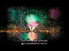 Tanti Auguri di Buon Compleanno!!! ♬•*¨* - YouTube Angela Videos, New Years Eve Party, Love Story, Happy Birthday, Youtube, Yule, Smile, Funny Phrases, Heaven