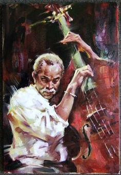 Andrew Atroshenko, 1965   The passion of music   Tutt'Art@   Pittura • Scultura • Poesia • Musica