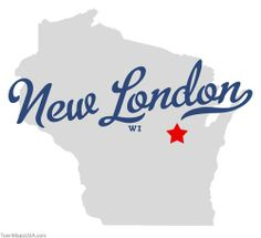 map of new london wisconsin wi