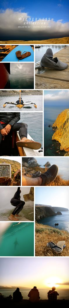 A few weeks back we partnered with the Wilderness Collective spearheaded by the incredible Steve Dubbeldam. We sent one lucky contest winner and one of our thrill-seeking team members on a 3 day, 60 mile sailing trip to the Channel Islands. Read about their adventure on our blog. #Wanderlust #California #UGG4Men