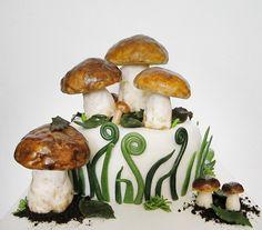 cake mushroom