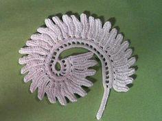 motifs 2 - Patterns for sale from Irish Crochet Lab