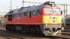 M 62   MAV Ungarn Diesel Locomotive, Steam Locomotive, Trains, Rail Train, Electric Train, Vehicles, Horse, Iron, Europe