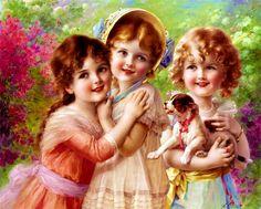 Emile Vernon - Best of friends