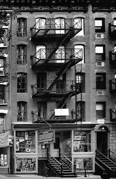 tenement museum - didn't get there this week in NYC... need to go back