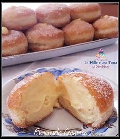 Sicilian Recipes Authentic, Best Italian Recipes, Italian Desserts, Pavlova, Cannoli, Biscotti Cookies, Italian Cookies, Galette, Croissants