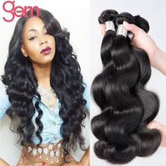 Brazilian Virgin Hair Brazilian Body Wave 4pcs lot Unprocessed Virgin Human Hair Extensions Brazilian Hair Weave Bundles 1b Soft